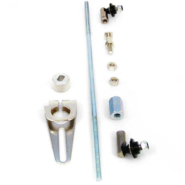 American Shifter Company ASCCLM1 Column Shift Linkage Kit with Long Rod by American Shifter Company