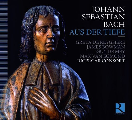 J.S. Bach - Bach: Aus Der Tiefe [CD]