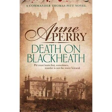 Death On Blackheath (Thomas Pitt 29) (Paperback)