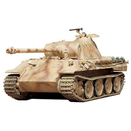 Tamiya Damper - Tamiya 1/35 German Panther Med Tank Kit