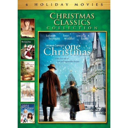 Christmas Classics Collection: 6 Holiday Movies (Tin Packaging)