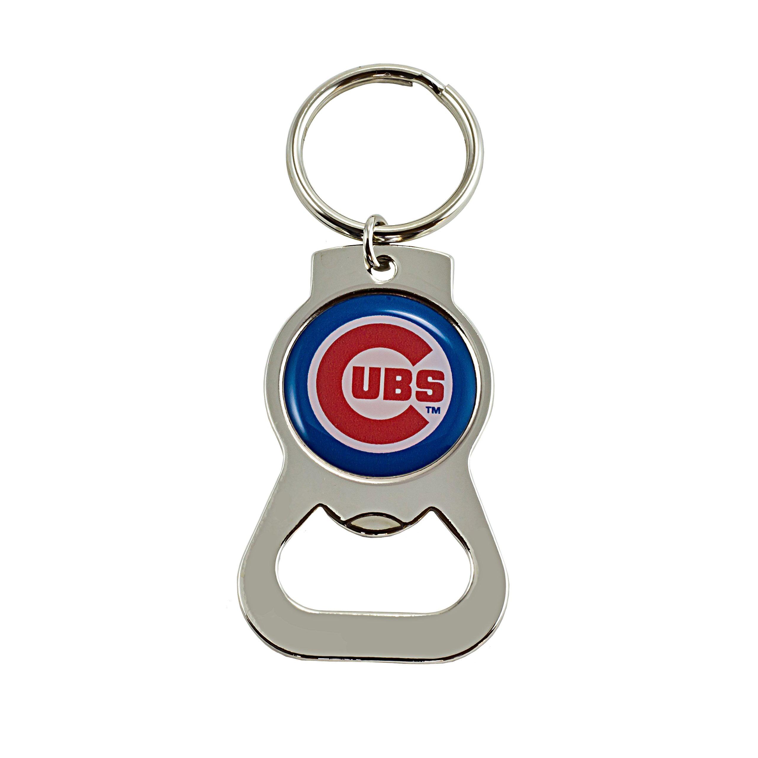 Chicago Cubs Bottle Opener Keychain (AM)