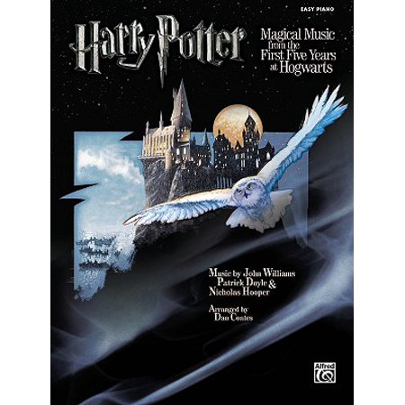 This Is Halloween Piano Music Easy (Harry Potter Magical Music from the First Five Years at Hogwarts : Easy)