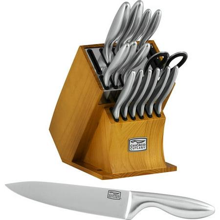 Chicago Cutlery Forum 16Piece Cutlery Set  Walmart.com