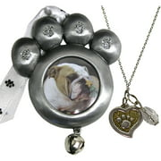 Pet Ornament and Necklace Gift Set