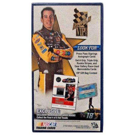 NASCAR Press Pass VIP '08 Trading Card Blaster Box ()