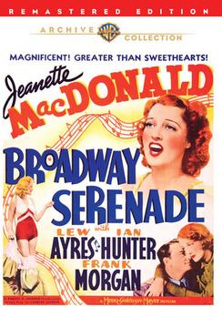 Broadway Serenade (DVD) by Warner Bros. Digital Dist