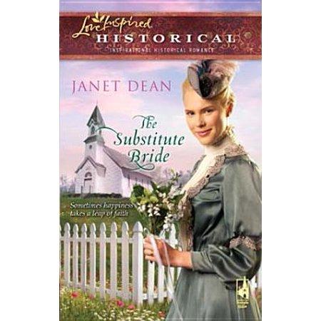 The Substitute Bride - eBook - Alternative Bride