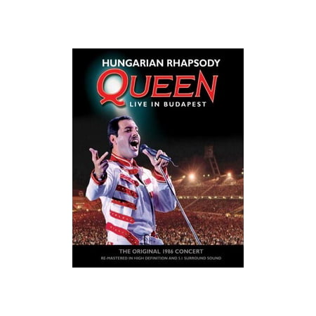 Hungarian Rhapsody: Queen Live in Budapest (Blu-ray)