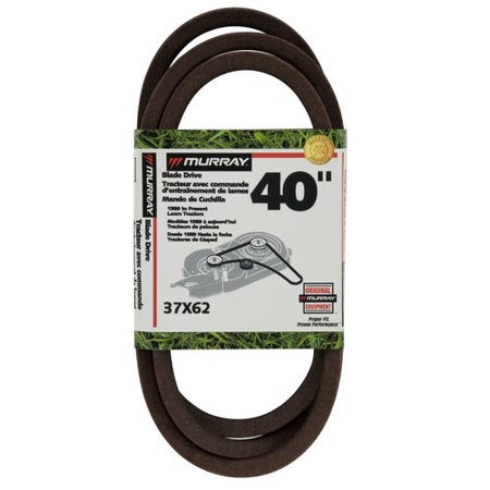 Murray 40 Inch Riding Mower Blade Drive Belt 1989 To 2010