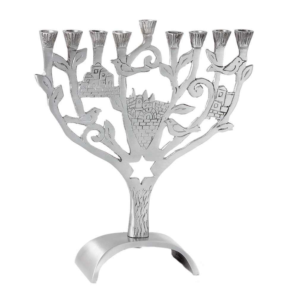 Jerusalem Tree Menorah