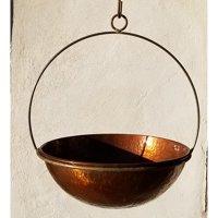 Passage Handmade Circular Frame and Planter