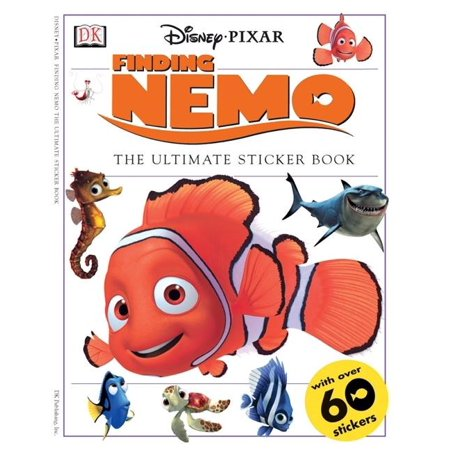 Ultimate Sticker Book: Finding Nemo (Finding Nemo Baby Shower)