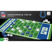 Indianapolis Colts NFL Checkers Set