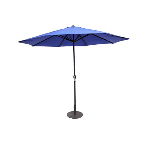 California Casual Blue 9 ft Patio Umbrella Walmart