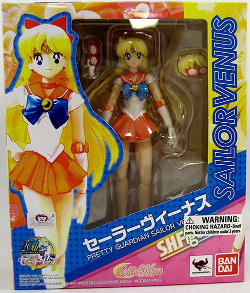 Figuarts Action Figure Bandai Venus S.H SAILOR MOON