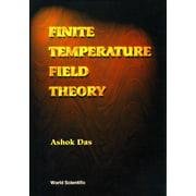 Finite Temperature Field Theory (Hardcover)