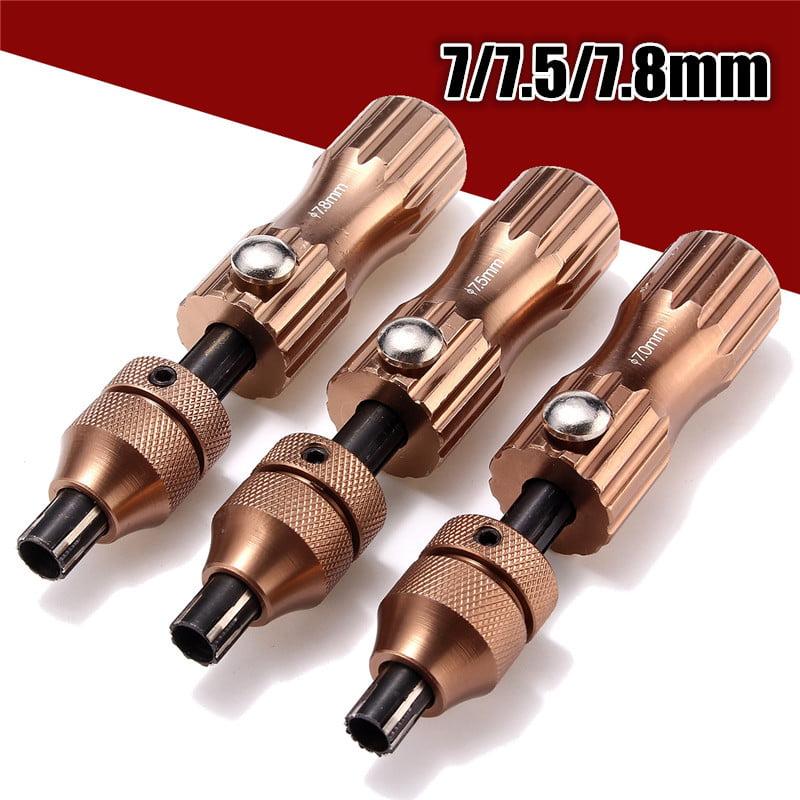 7 Pins Adjustable Tubular Tools 7.00MM 7.5MM 7.8MM Locksmitch Tool