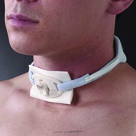 Posey Foam Trach Ties - Foam Trach Collar / Tie, Foam Trach Ties Med, (1 EACH, 1 EACH), A convenient and comfortable one-piece collar that secures most tracheostomy.., By Posey Ship from US