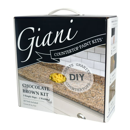 Transparent Stain Tip Kit - Giani Countertop Paint Kit