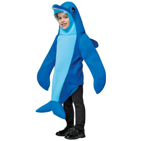 Dolphin Child Halloween Costume