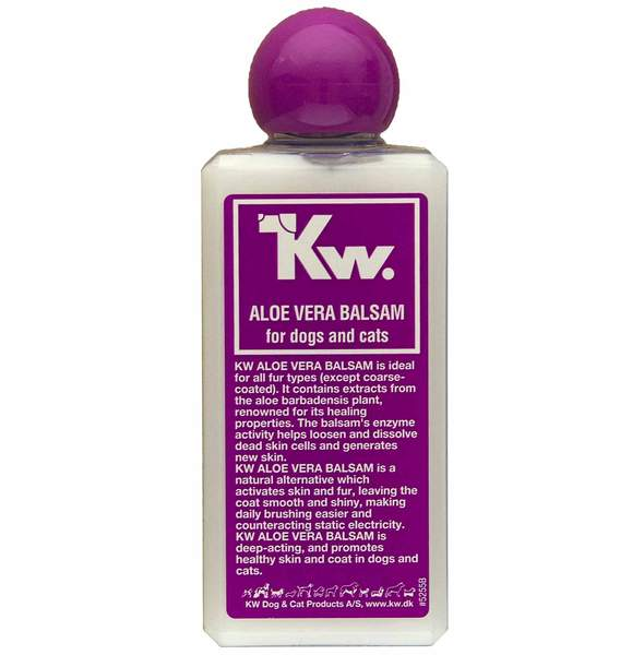 KW Aloe Vera Balsam for Dogs and Cats 6.5oz (200 ML)