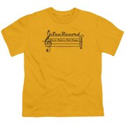 Sun Records Music Staff Big Boys Shirt
