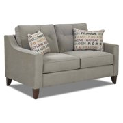 Klaussner Audrina Tufted Loveseat