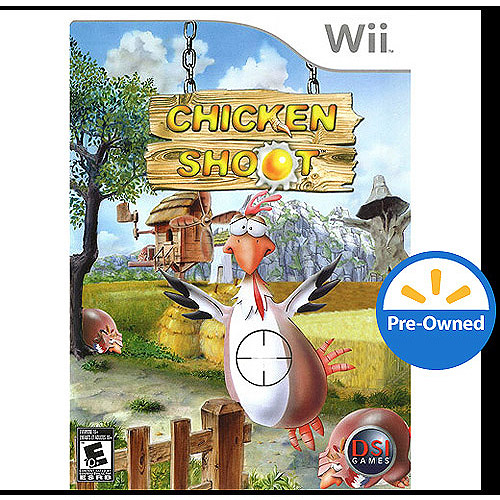 Chicken Shoot  (Wii) - Pre-Owned