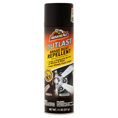 ArmorAll Outlast Brake Dust Repellent, 11 ounces, 18191
