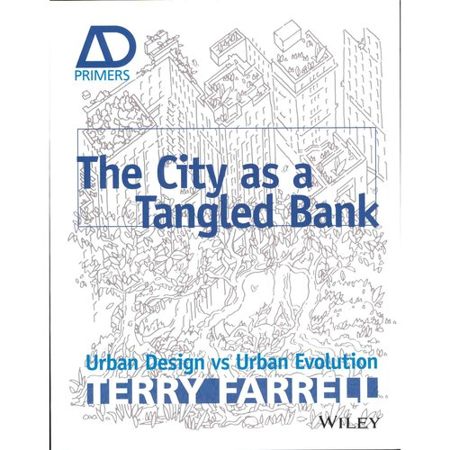 The City As a Tangled Bank: Urban Design vs Urban Evolution