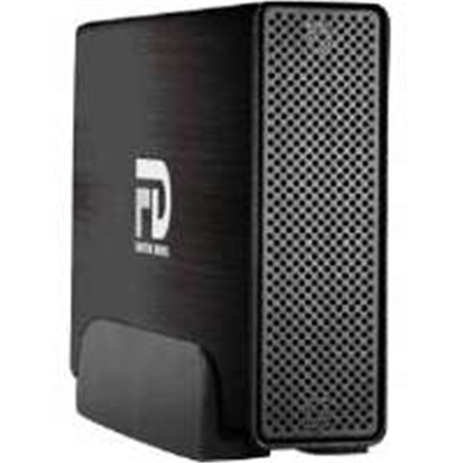 GFP1000Q3 Fantom Drives Professional 1 Tb External Hard Drive Brushed Black