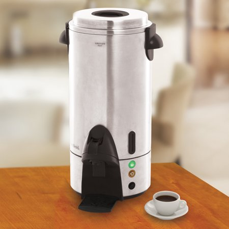 West Bend Kitchen Appliances 54100 Commercial Coffeemaker 40-100 Cup ...