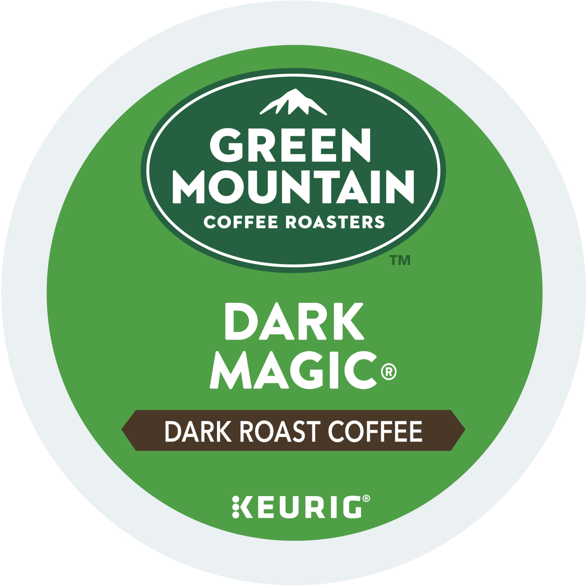 Green Mountain Coffee K-Cup Pods Dark Magic - 36 CT