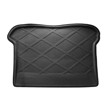 Black Rubber Rear Trunk Cargo Tray Cover Floor Mat for  Grand Cherokee