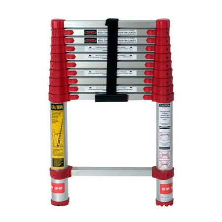XTEND + CLIMB Telescoping Ladder,Aluminum 760P (Climb Telescoping Ladder)