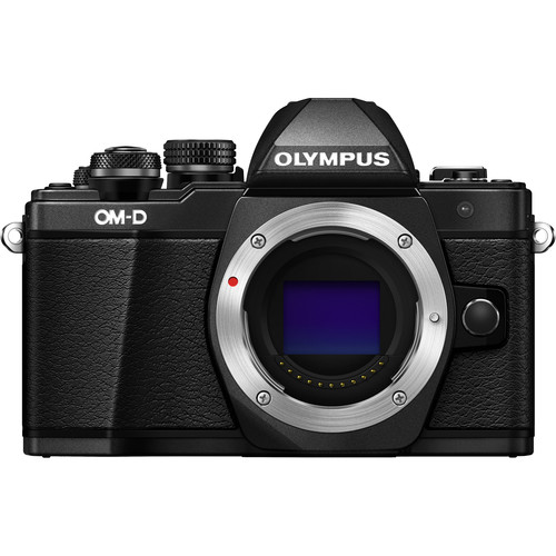Olympus OM-D E-M10 Mark II Mirrorless Micro Four Thirds D...