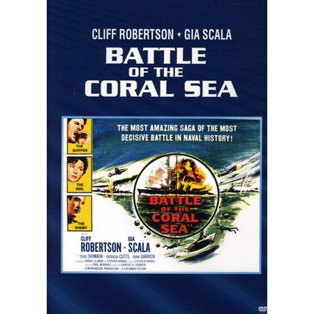 Battle Of The Coral Sea (DVD) ()
