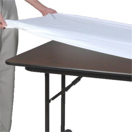30x96 WHT Tablecover