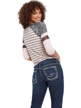 8353d0a8666b8 Product Image Silver Jeans Co. Sam Dark Wash Boyfriend Jean
