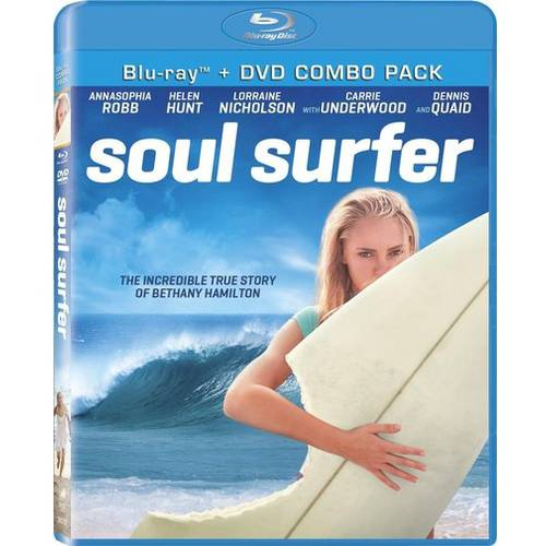 Soul Surfer (Blu-ray + DVD) (Anamorphic Widescreen)