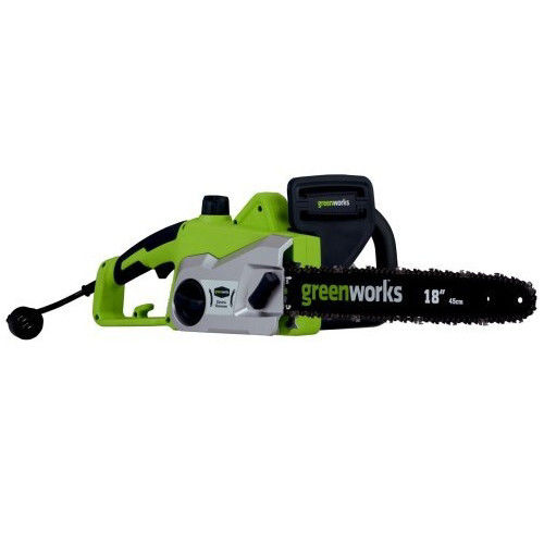 Greenworks 20332 14.5 Amp 18 in. Electric Chainsaw by GREENWORKS