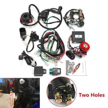 Cc Atv Wiring Harness For on