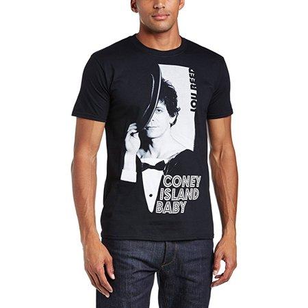 3afcefaa7 Hi-Fidelity - Lou Reed Velvet Underground Coney Island Baby T-Shirt -  Walmart.com