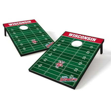 Cougars Tailgate (Wild Sports NCAA Tailgate Toss Cornhole Set )