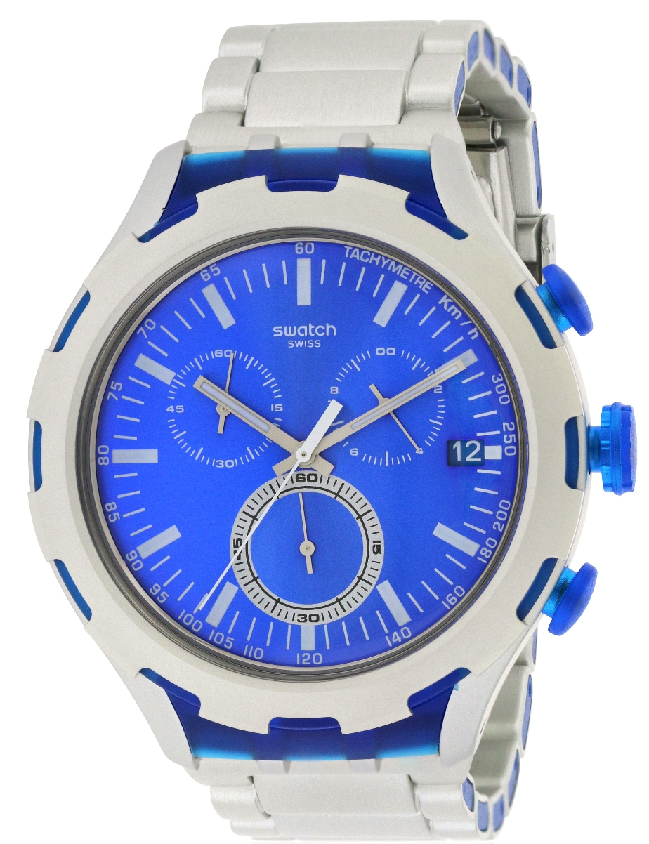 Swatch Endless Energy Mens Watch YYS4001AG by Swatch