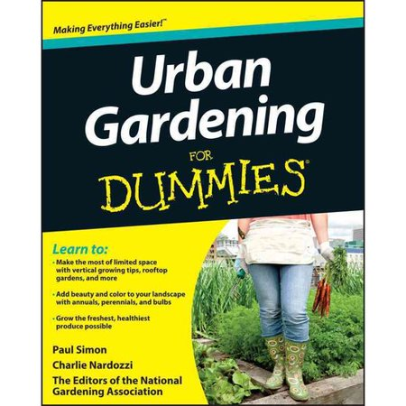 Urban gardening for dummies for Landscaping for dummies