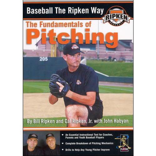 Baseball The Ripken Way: The Fundamentals Of Pitching by Hart Sharp Video