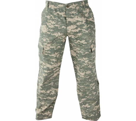 Propper ACU Trousers, 50 50 NYCO Ripstop, Extra Small Extra Short by Propper
