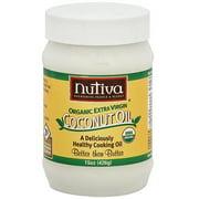 Nutiva Organic Extra Virgin Coconut Oil, 15 oz (Pack of 12)